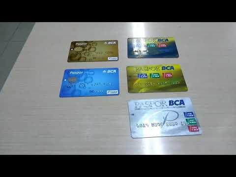 cara membedakan jenis kartu ATM BCA