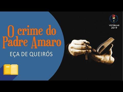 UERJ | RESENHA: O Crime do Padre Amaro, de Eça de Queirós