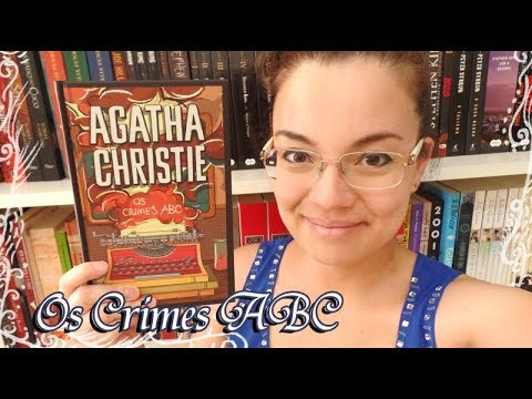 Livro - Os Crimes ABC (Agatha Christie)