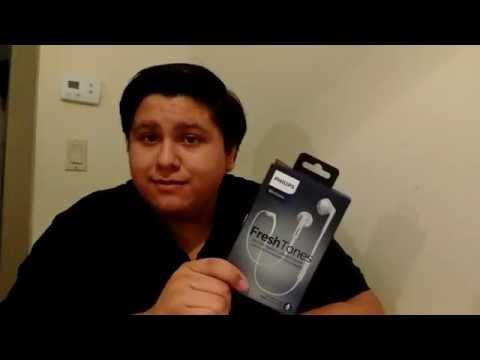 Unboxing y primeras impresiones de los auriculares Bluetooth Philips Fresh Tones en español