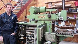 Ansteuerung einer CNC Fräsmaschine (Regelkreise)