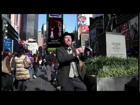 Màn ảo thuật có 1 ko 2 ngay tại phố New York @@