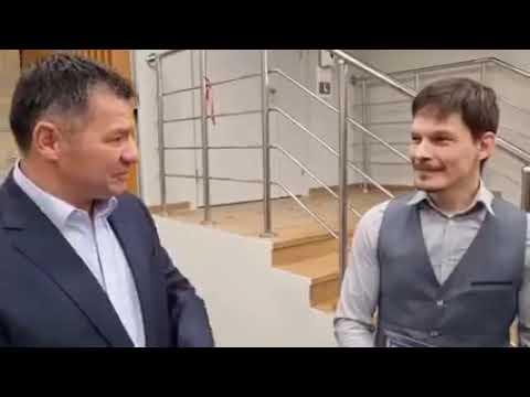 Дмитрий Аргунов: «Премьер Тарасенко пришел внезапно»
