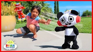 Combo Panda escape from Ryan!!!!!