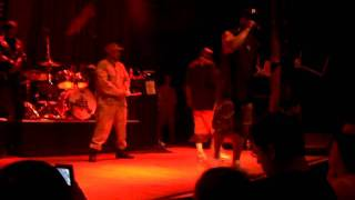 Public Enemy: Meet the G That Killed Me, live in Ohio, 2010