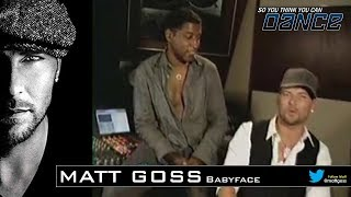 Matt Goss & Babyface - Recording a new album.