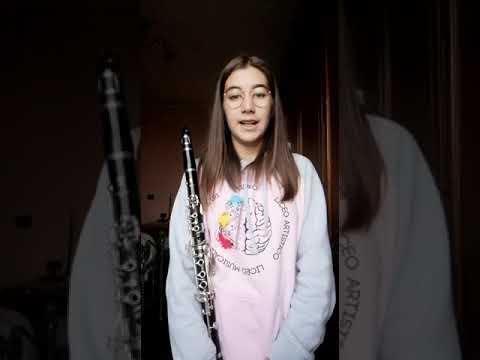 Classe di clarinetto, 3