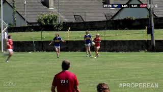 Tipperary v Cork - TG4 All-Ireland Senior Championship - Group 2 Round 2