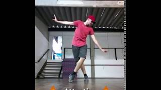 1- CHRIS BROWN - ATTENTION | DANCE FREESTYLE | SEASON LONELY DANCER