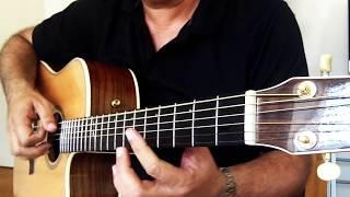 "Gitar Ile ""  GELEVERA DERESI "" Cover"