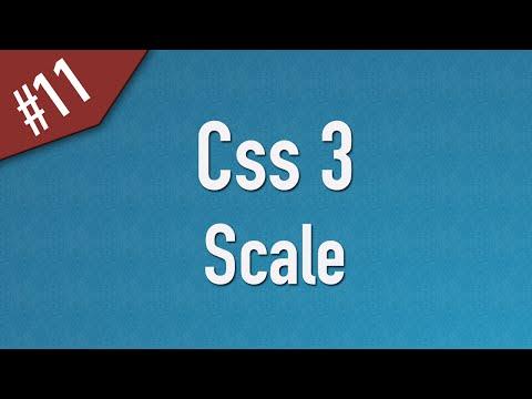 تعلم CSS3 القائمة #1 الفديو #11
