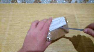 Распаковка медной насадки Панченкова (Aliexpress)