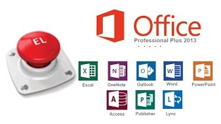 Como activar Microsoft Office Professional Plus 2013 (MEGA/2017/Windows 7, 8, 8.1, 10)