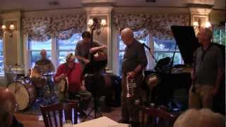 The Old Stomping Ground -New Black Eagle Jazz Band - Sherbron Inn