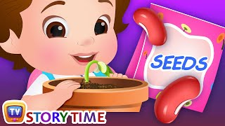 ChuChu and the Plant - Good Habits Bedtime Stories & Moral Stories for Kids - ChuChu TV