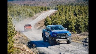 Ford Ranger Raptor Vs Jeep Wrangler Rubicon