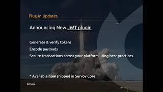 Servoy 2020.03 Release Webinar Part 1