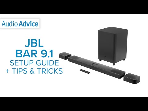 External Review Video UhBxv2wV4OM for JBL BAR 9.1 Soundbar w/ Wireless Surround, Subwoofer, and Dolby Atmos