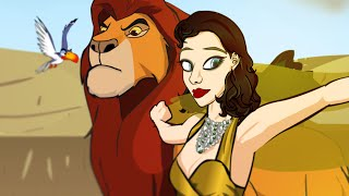 Taylor Swift   Wildest Dreams (CARTOON PARODY)