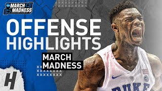Zion Williamson DOMINANT Offense & Defense Highlights from 2019 NCAA March Madness! Ready for NBA!