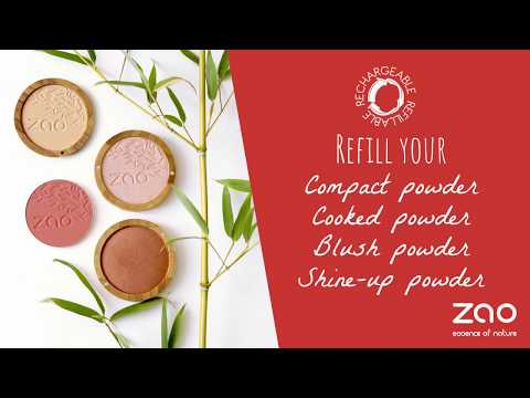 ZAO - Shine-up Powder Refill