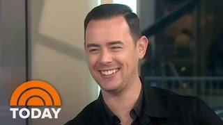 Colin Hanks On 'Life in Pieces,' His Horrified Reaction To David S. Pumpkins | TODAY