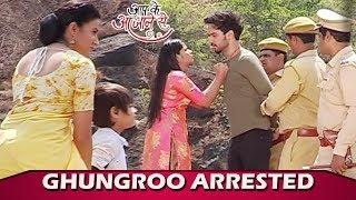 Aap Ke Aa Jane Se: Hetal Make Ghungroo Arrest, Vedika Saves Ved