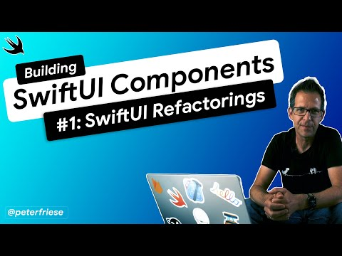 Building SwiftUI Components - Getting Started thumbnail