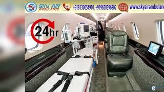 Select Air Ambulance from Patna to Delhi with Hi-tech Medical Facility