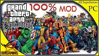 how to download avengers mod in gta sa pc - TH-Clip