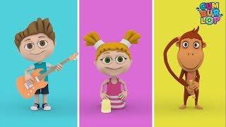 Kukuli – Tini Mini Hanım 🎶 | Cumburlop TV | Çocuk Şarkıları