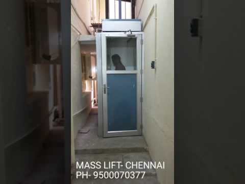 Residential Outdoor Lift