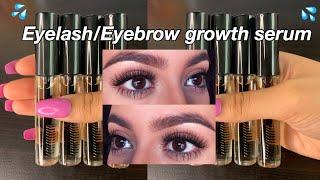 HOW TO MAKE EYELASH/EYEBROW GROWTH SERUM (STEP-BY-STEP)