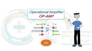 Gambar cover opamps tutorial | op amps tutorial | op amp tutorial |  op amp شرح