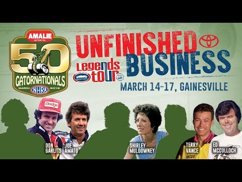 Unfinished Business - Ed McCulloch