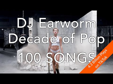 Decade of Pop: 100 Song Mashup