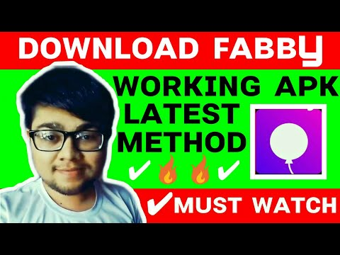 HOW TO USE FABBY PHOTO EDITOR APP IN HINDI | FABBY APP KAISE