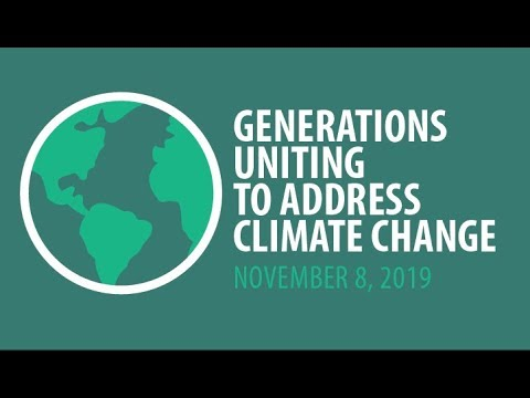 Generations Uniting to Address Climate Change
