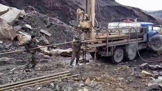 бурение геологоразведочных скважин в Кемеровской области