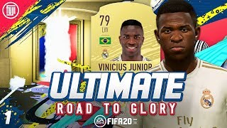 HOW TO START!!! ULTIMATE RTG #1   FIFA 20 Ultimate Team Road To Glory