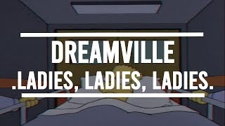 Dreamville - Ladies, Ladies, Ladies ft. JID & T.I. (Lyrics)
