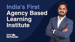 Indias First Agency Based Learning Institute