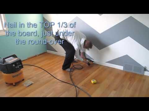Easy Baseboard Install – How To
