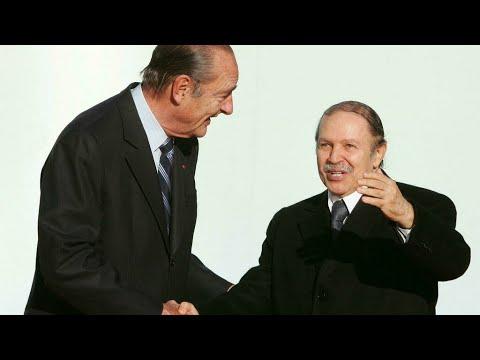 Le passé colonial au cœur des tensions entre Abdelaziz Bouteflika et les présidents français