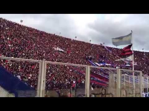 """La gloriosa va a copar donde jugues | San Lorenzo 2-2 Ros. Central"" Barra: La Gloriosa Butteler • Club: San Lorenzo"