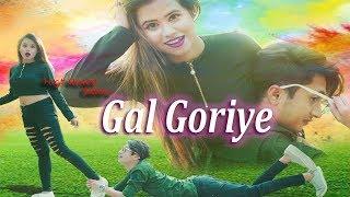Holi Special | High Rated Gabru | Gal Goriya | Guru Randhawa | Cute Love Story | Aman Sharma