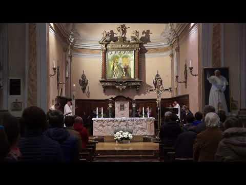 Parrocchia Castiglione d'Adda - Santa Messa in occasione della ricorrenza dell'Annunciazione
