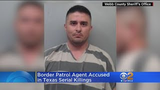 First Look At Border Patrol Agent Accused Of Being Serial Killer