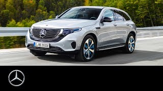 YouTube Video UhMZ5X01vzg for Product Mercedes-Benz EQC Electric Crossover (N293) by Company Mercedes-Benz in Industry Cars