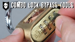 EZ Decoder: Easily Decipher or Bypass a Multi-Wheeled Combination Lock